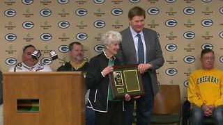 Packers announce new member of Fan Hall of Fame - Video
