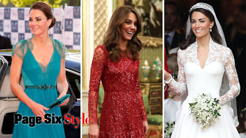 Kate Middleton's style evolution: From the royal wedding to today