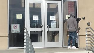 Eastern Jackson Co. Courthouse closed - Video