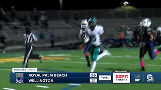 Palm Beach public schools return to football action