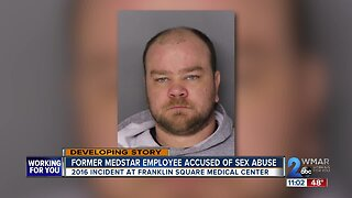 Former hospital employee arrested on sex offense charges
