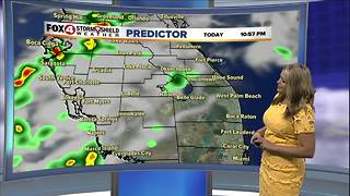 No Weather Pattern Changes Through the Weekend - Video