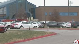 Liberty High School students hospitalized, crews investigate odor report - Video