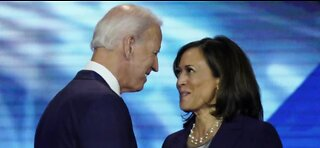 Joe Biden picks Kamala Harris as his VP