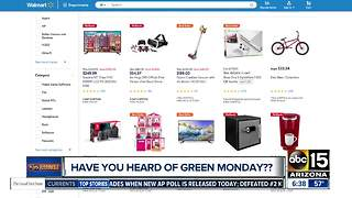Do you know what Green Monday is? - Video