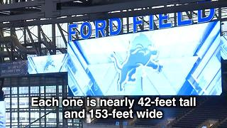 Take a look at Ford Field's $100M renovation - Video
