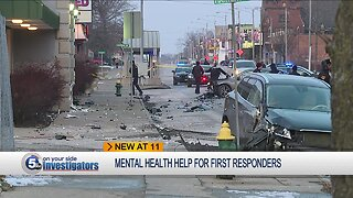 Local lawmakers support first responder mental healthcare measure