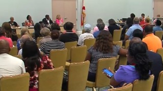 Riviera Beach City Council holds special meeting to discuss mold - Video
