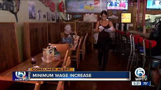 How minimum wage increase will affect local employees
