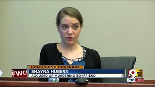Shayna Hubers takes stand in her murder retrial