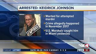 Man arrested for attempted murder in North Port - Video