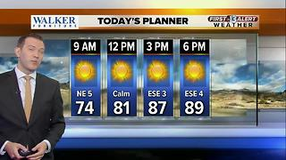 13 First Alert Weather for June 13 2017 - Video