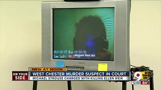 West Chester murder suspect in court