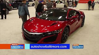2020 Motor Trend International Auto Show Baltimore