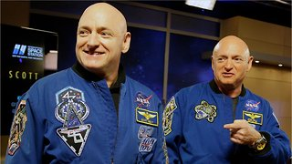 NASA's Studies Twins To Discover Space Impact On Humans