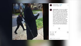 Cleveland Heights police investigating after man carrying gun allegedly threatened to 'kill Black people'