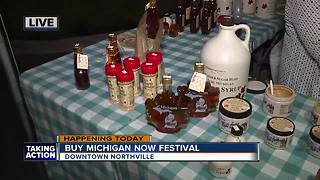 Buy Michigan Now Festival - Video