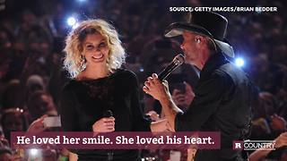 Tim McGraw and Faith Hill's love | Rare Country - Video
