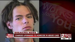 One-year-old dies, man in custody on child abuse murder charges
