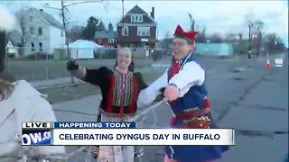 Dyngus Day Polish Dancers - Video