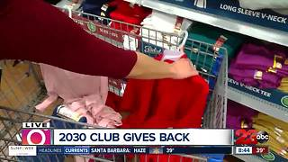 The Child Guidance Clinic and the Active 20-30 Club bring Christmas to local families in need - Video