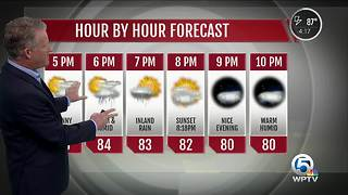 Steve Weagle updates your forecast - Video