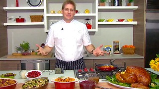 Curtis Stone Shares 3 Expert Thanksgiving Tips - Video