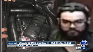 Colorado man arrested with 40 pounds of fentanyl in NYC hotel - Video