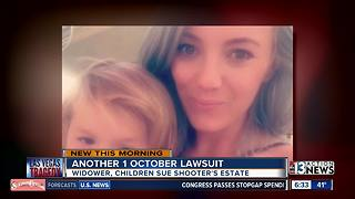 Another 1 October lawsuit filed - Video