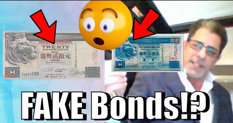 Are Rob Carbone's Chinese Bonds Fake!?