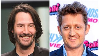Keanu Reeves And Alex Winter Tease Bill And Ted 3