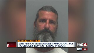 Local attorney questions charges against Capt. Jay Rodriguez