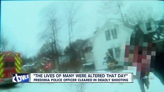 Body camera video released in deadly officer-involved shooting, officer will not be charged