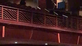 Possible Tornado Damages Roof of Oklahoma Casino During Beach Boys Concert - Video