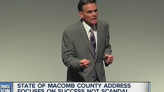 State of Macomb County - Video