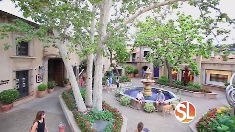 Go on a shopping spree at Tlaquepaque Arts and Shopping Village