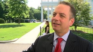 5 minutes with White House Chief of Staff Reince Priebus - Video
