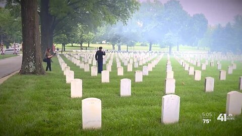 WWI Museum, Fort Leavenworth observe Memorial Day amid pandemic
