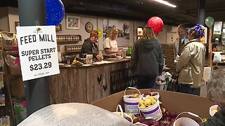 Zamzows opens new feed store inside their historic mill