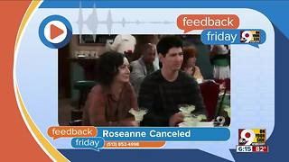 Feedback Friday: Roseanne canceled while FC Cincinnati gets greenlight - Video