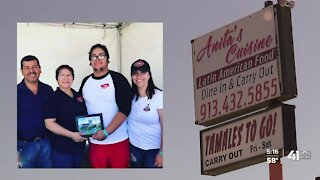 Anita's Cuisine shares family values through food