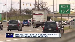 People hitting the road and air for Thanksgiving travel - Video