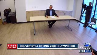 Denver Olympic Committee focuses on 2030 Winter Games, extends deadline