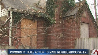 Independence vacant home concern for neighbors - Video