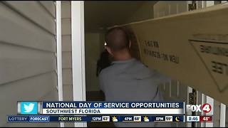 Celebrate National Day of Service - Video