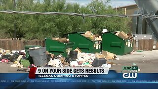 Illegal dumping stopped after 9 On Your Side story