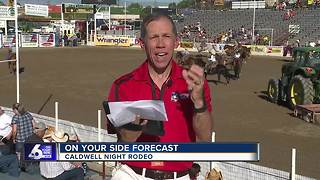 Scott Dorval's On Your Side Forecast: Friday, August 18, 2017