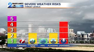 Severe Weather Returns Friday