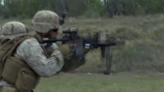 Reserve Marines at the Cutting Edge of Mobility and Lethality - Video