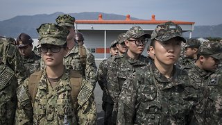 Joint Military Drills Between The US And South Korea Have A Start Date - Video